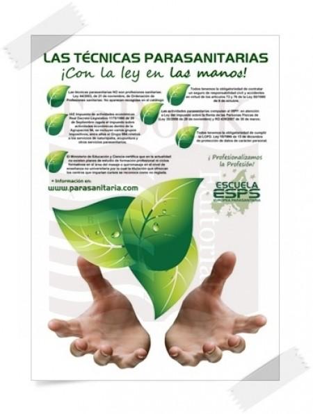 Poster Gratis: Legislación Parasanitaria