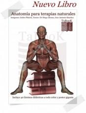 Libro de anatomía para terapias naturales